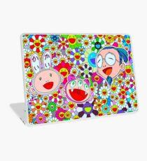 Murakami Inspired Collage  Laptop Skin