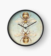 Bienen Uhr