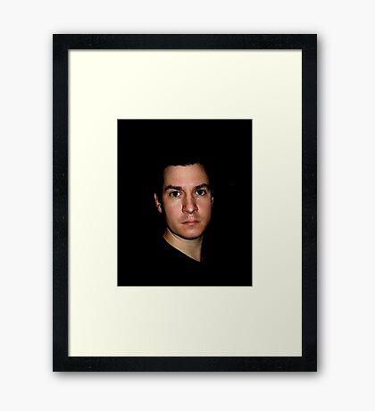 Self Portrait 2003 Framed Print