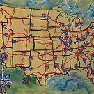 Interstate 1705 by sasparilla