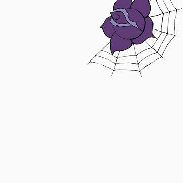 Fateful Rose by Majikcorpse