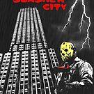 « Slasher City » par oldtee