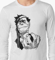 zabuza panel Long Sleeve T-Shirt