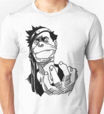 zabuza panel Unisex T-Shirt