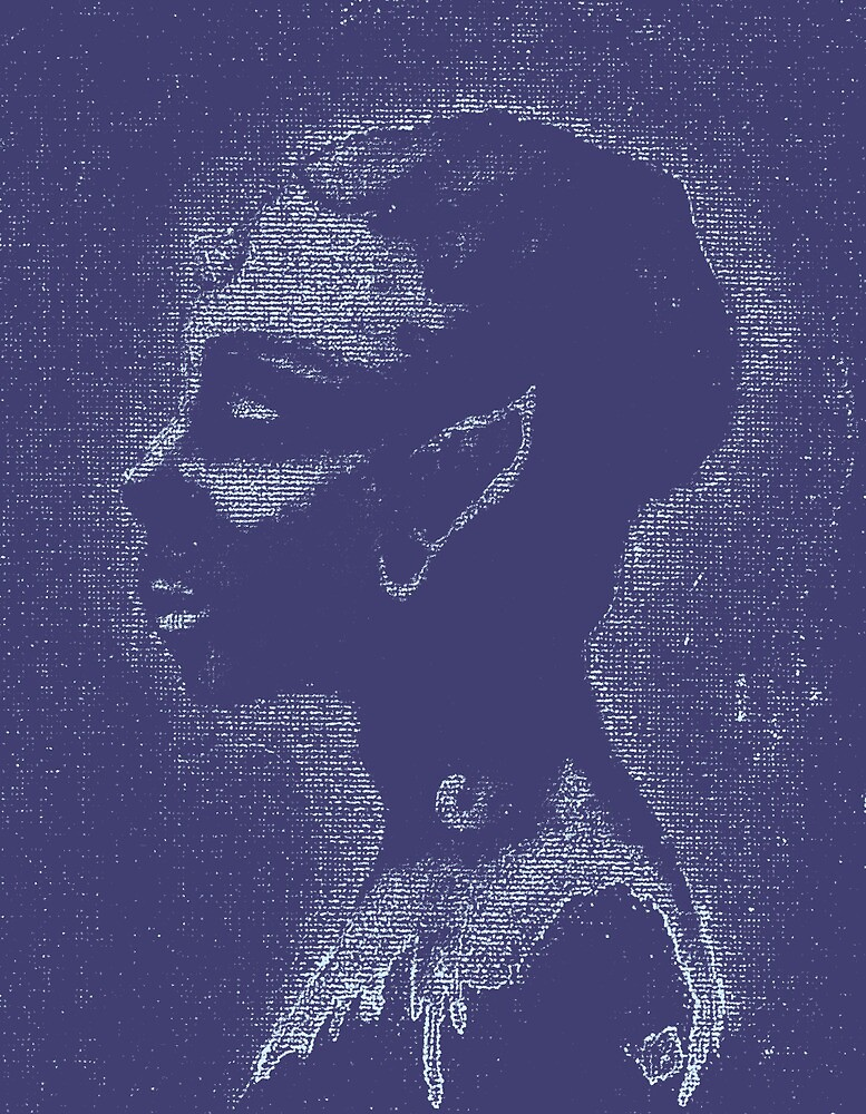 Sketch by Yvette Bell