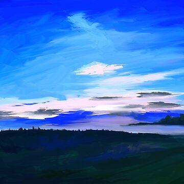 Blue Morning by TMU-cw