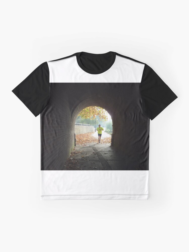 Alternate view of The Jogger Graphic T-Shirt
