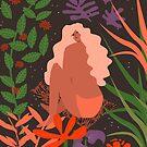 «La niña del jardín botánico» de elenor27