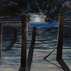 Moon Glow by BenPotter