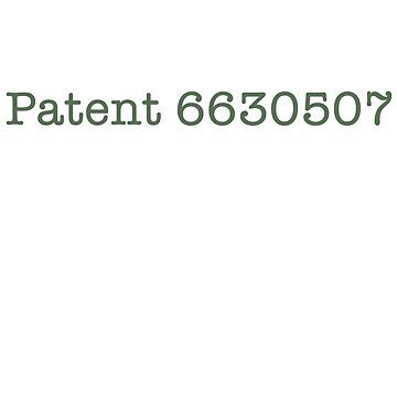 Patent 6630507 --  Research Needed! by geegeetee11