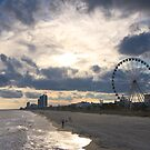 South Carolina Coastline - Myrtle Beach by andreaanderegg