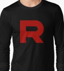 Rocket Grunt Uniform Long Sleeve T-Shirt