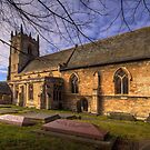 St Peter's & St Paul's Church in  Barnby Dun by Ray Clarke