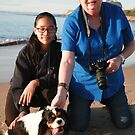 Cathie (photographer) & Ahn by Cathie Brooker