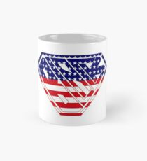 Black SuperEmpowered (U.S.A.) Classic Mug