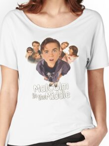 Malcolm in the Middle Women's Relaxed Fit T-Shirt
