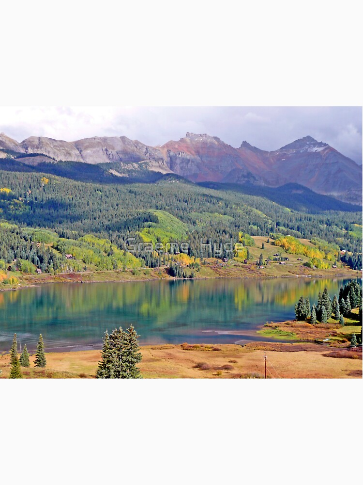 Reflections near Telluride by grmahyde