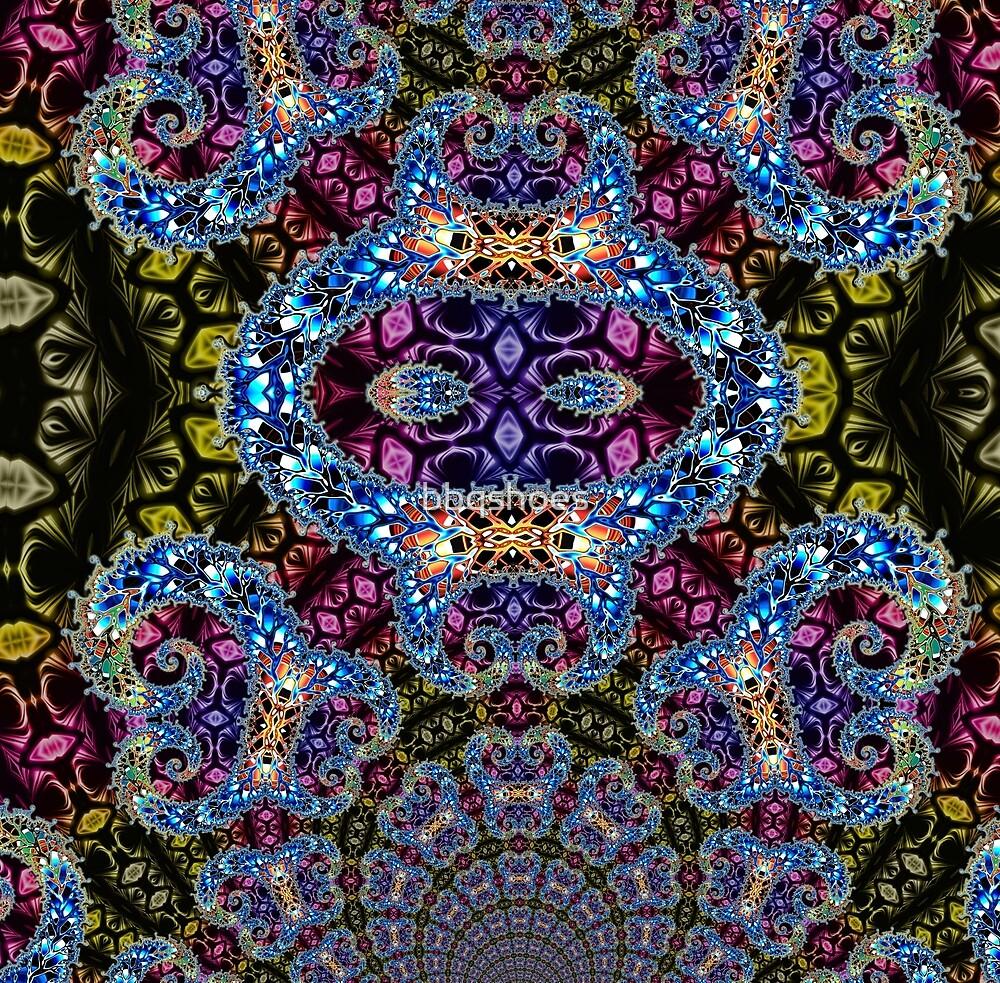 Fractal Vortex 1020HTC Digital Art Design by bbqshoes
