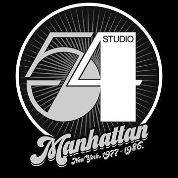 Studio 54 - Nachtclub von GiGi-Gabutto