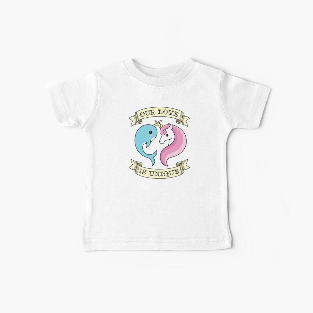 Unique Love Baby T-Shirt