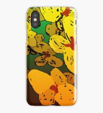 cvece v.2 iPhone Case/Skin
