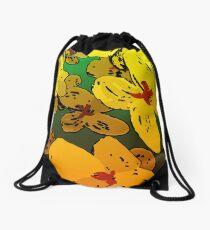 cvece v.2 Drawstring Bag