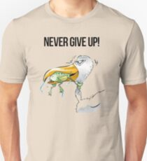 GIB NIE AUF Unisex T-Shirt