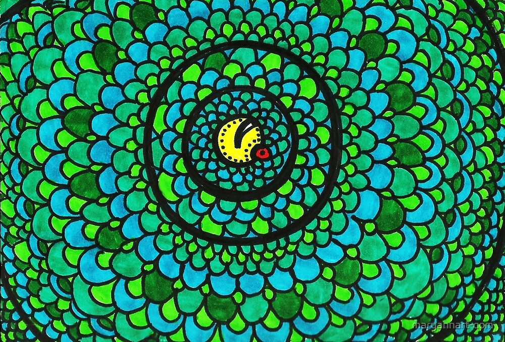 Liz Eye by maryannart-com