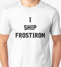 I Ship Frostiron Unisex T-Shirt