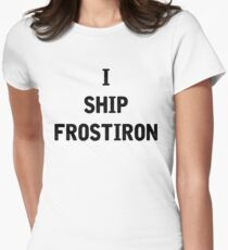I Ship Frostiron T-Shirt