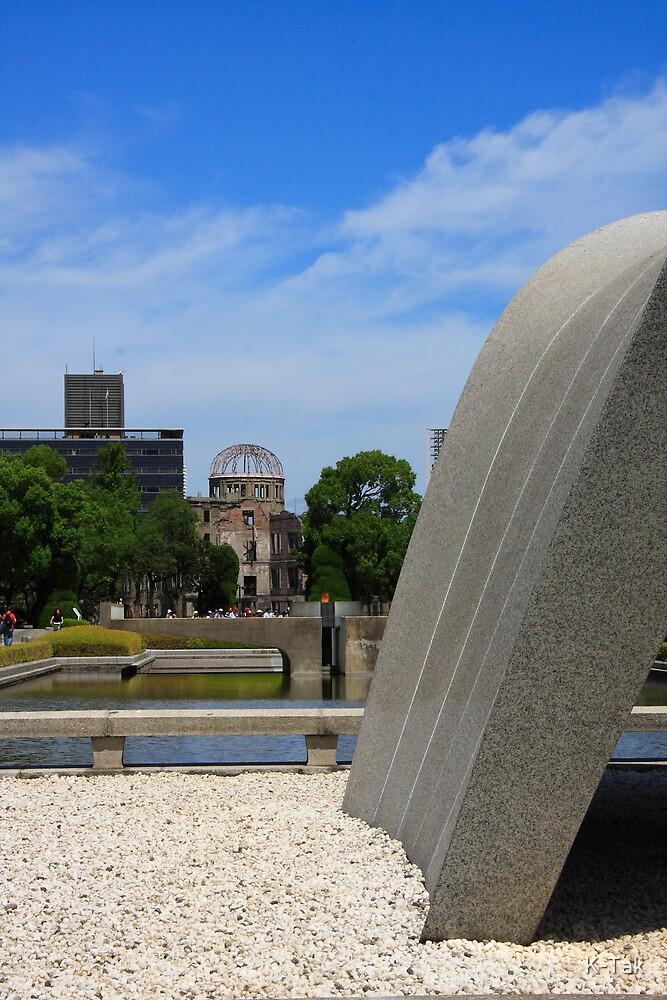 Hiroshima's Peace Monuments by K-Tak
