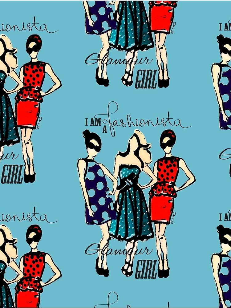 Fashionista Girls by TamiDalton