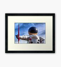 Astro Framed Print