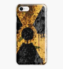 Stalker Radiation Symbol iPhone Case/Skin