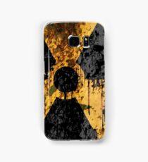 Stalker Radiation Symbol Samsung Galaxy Case/Skin