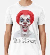 #horrorclown Premium T-Shirt