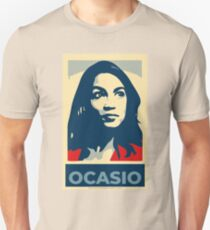 Alexandria Ocasio Cortez Unisex T-Shirt