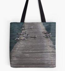 Roma Island Jetty Tote Bag
