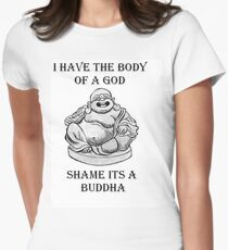 Bhudda Women's Fitted T-Shirt