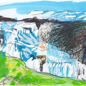 Gullfoss by JohnDouglas