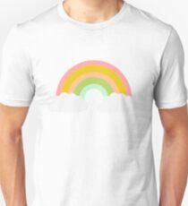 Rainbow Slim Fit T-Shirt