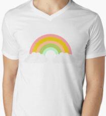 Rainbow V-Neck T-Shirt