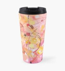 A rounded View Travel Mug