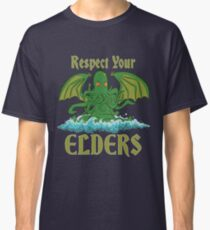 Respect Your Elders Classic T-Shirt