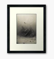 Ghiannis D wreck Framed Print