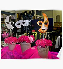 Purim decorations Poster