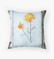 bloomin' marvelous Throw Pillow