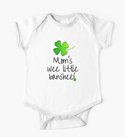 Mom's Wee Little Banshee Kids Clothes