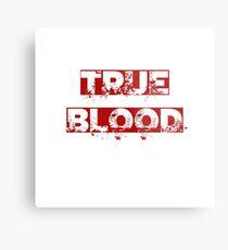 True Blood Metal Print