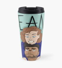 Beans Web comic Travel Mug